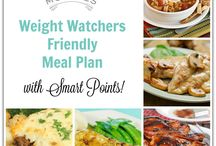 Weight watchers meal and snacks