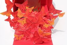 origami pop-up packaging