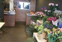 Naše práce a realizace / kytice, věnce a různé dekorace
