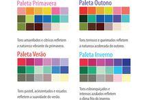 cores estações do ano