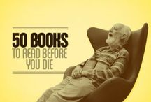 Books to Read Before I Die