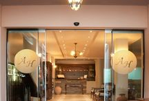 Reception Area / Enter into a world of relaxation, tranquility, and distinctive luxury