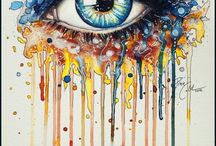 Ojos - глаза