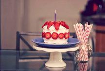 zdravý dort k 1.narozeninám
