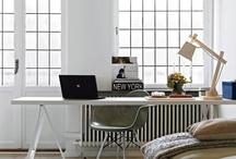Despachos / Un catálogo de espacios posibles para la zona de despacho  Minteirorismo Design (Miriam Castro - Diseñadora de interiores)