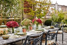 Veranda decor ideas