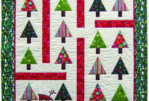 Christmas quilt tree ideas