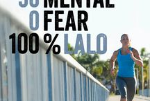 #LALO100 / 10% Physical 90% Mental 0% Fear = 100% LALO