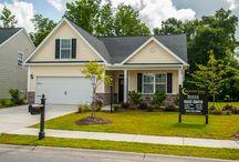 Baker Plantation / New Homes in North Charleston, SC. Model Home: 8180 Ronda Dr. North Charleston, SC 29406 Model: Westin Floor Plan  http://www.crescenthomes.net/
