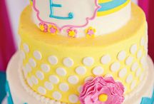 Adlee's First Bday / by Bridget Lane Justiss