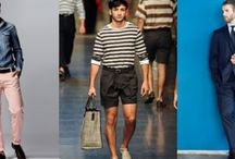 Summer 2013 men's fashion - Ανδρική μόδα, Καλοκαίρι 2013