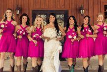 Bridesmaid/flowers ideas!!