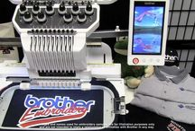 PR1000e Entrepreneur Pro Videos / Experience the next dimension in innovation, creativity, productivity, and expansive space with the innovative Entrepreneur® Pro PR-1000e 10-needle home embroidery machine.