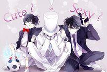 Kaito x Shinichi