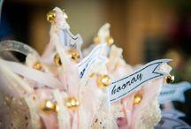 Bruiloft decoratie ideetjes