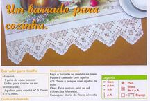 Bicos em Crochê / Nozzles / Beaks on Crochet