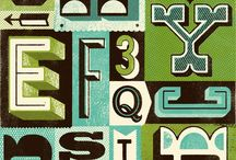 Typography / by Lori Whitlock