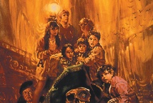 80's Fantasy that's still epic / The stuff that shaped my mind as a writer.