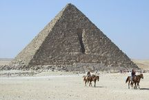 Stunning Pictures of the Pyramids of Egypt / The ancient structures in Egypt, Pyramids, telling the story of the early dynastic period of Egyptian history. They were built as the tombs of the country's Pharaohs and their consorts. It is one among the seven wonders of the ancient world still existing. Here are some stunning pictures of the Pyramids of Egypt.