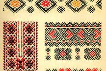 folk motifs