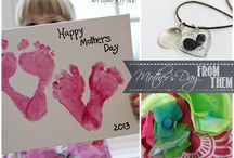 Mother's and Father's Day Activities