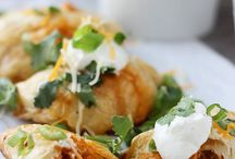 winner, winner chicken dinner... / yummy chicken dishes that I want to try to make.