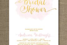 Mrs. Lively's Bridal Shower / by Peachy Details