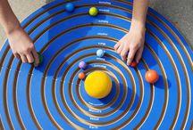 Montessori astronomy