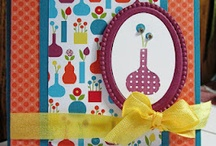 Stampin up! Mother's Day  / Inspiration for making Mother's Day products with the help of Stampin' Up! products