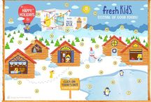 Fresh Advent Calendar / Fresh Advent Calendar - Festival of Good Foods!  Celebrating good foods and giving good!