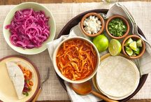 FOOD { mexican } / by Kirsti Fleming
