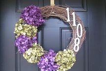 Wreaths / by Sheila Stump