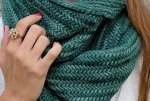 Colls i bufandes