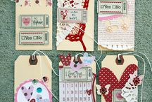 craft tags