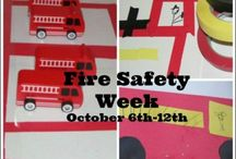 Preschool: Safety Week