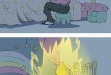 Comics, TV