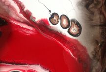 resine / colate di resine epossidiche pigmentate