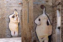I Love - Street Art