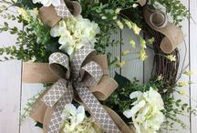 Decorating flowers