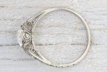 THE Rings / by Rachel Seay