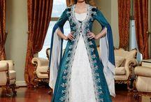 Osmanlı kıyafetleri bindallı
