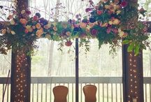 Floral Installations by Passiflora
