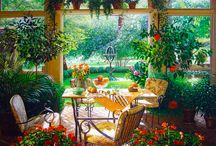 Sunny Spaces / by Cheryl Draa Interior Designs