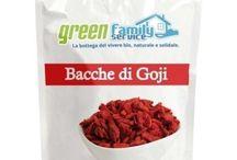 Bacche di Goji / Dedicata alle Proprietà delle Bacche di goji della Green Family Service www.greenfamilyservice.net