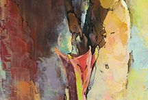 Peintre à découvrir:Elena Filatov