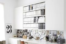 Inspiration / Office / Creating the perfect office space to help inspire all those creative ideas and light bulb moments!