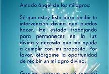 Oración amado Angel de los milagros
