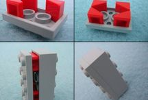 Lego techniques