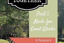 Couple Bible study