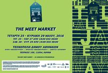 Craft shows / To Everything in art σε συνεργασία με την Δέσποινα Ξενάκη θα λάβει μέρος στην έκθεση χειροτεχνίας 'The Meet Market' που θα λάβει μέρος στην Τεχνόπολη του Δήμου Αθηναίων από την Τετάρτη 25 Μαΐου έως την Κυριακή 29 Μαϊου 2016.